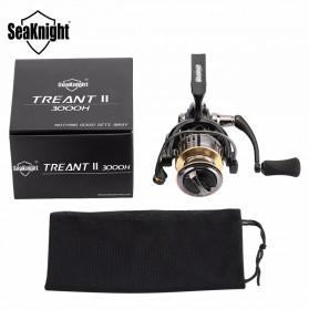 Seaknight Treant II Reel Pancing 3000H 6.2:1 11 Ball Bearing - R0925 - Black - 6