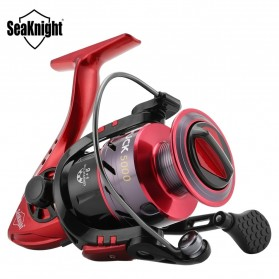 Seaknight PUCK2000 Spinning Reel Pancing 5.2:1 10 Ball Bearing - Red - 5