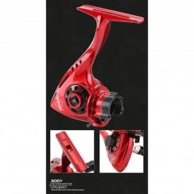 Seaknight PUCK4000 Spinning Reel Pancing 5.2:1 10 Ball Bearing - Red - 8