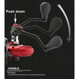 Seaknight PUCK4000 Spinning Reel Pancing 5.2:1 10 Ball Bearing - Red - 10