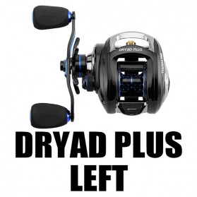 Seaknight DRYAD Plus Baitcasting Reel Pancing 7.0:1 12 Ball Bearing - Left - Black - 1