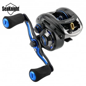 Seaknight DRYAD Plus Baitcasting Reel Pancing 7.0:1 12 Ball Bearing - Left - Black - 2