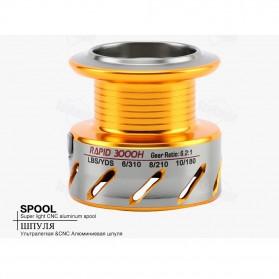 Seaknight Rapid 3000H Spinning Reel Pancing 6.2:1 11 Ball Bearing - Silver - 8