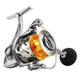 Seaknight Rapid 6000 Spinning Reel Pancing 4.7:1 11 Ball Bearing - R0819 - Silver