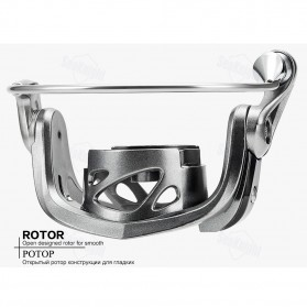 Seaknight Rapid 6000 Spinning Reel Pancing 4.7:1 11 Ball Bearing - R0819 - Silver - 7