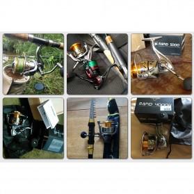 Seaknight Rapid 6000 Spinning Reel Pancing 4.7:1 11 Ball Bearing - R0819 - Silver - 9
