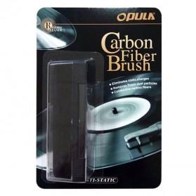 OPULA Vinyl Brush Pembersih Piringan Hitam Gramophone - Black