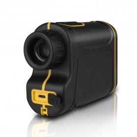 SNDWAY Teropong Golf Jarak Laser Rangefinder 1000M 7X - SW-1000A - Black - 3