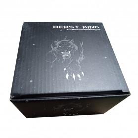 Beast King Reel Pancing BKK3000 13+1 Ball Bearing - Black - 11