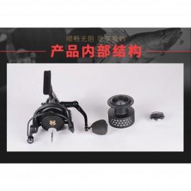 Beast King Reel Pancing BKK5000 13+1 Ball Bearing - Black - 8