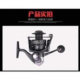 Beast King Reel Pancing BKK5000 13+1 Ball Bearing - Black - 10