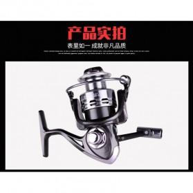 Debao Reel Pancing FK3000 13+1 Ball Bearing - Black - 2