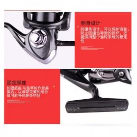 Debao Reel Pancing FK3000 13+1 Ball Bearing - Black - 8