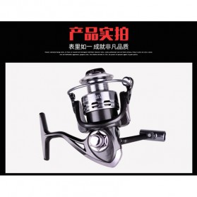 Debao Reel Pancing FK5000 13+1 Ball Bearing - Black - 2