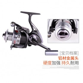 Debao Reel Pancing FK5000 13+1 Ball Bearing - Black - 5