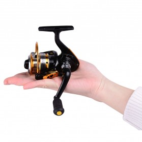 Debao DE150 Spinning Reel Pancing 5.2:1 10 Ball Bearing - Black - 3
