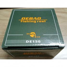 Debao DE150 Spinning Reel Pancing 5.2:1 10 Ball Bearing - Black - 11