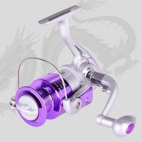 Debao FA3000 Spinning Reel Pancing 5.2:1 8 Ball Bearing - Silver