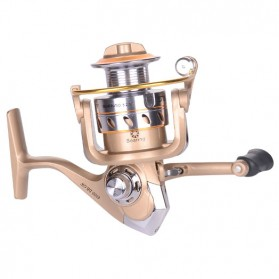 STACO GW3000 Spinning Reel Pancing 5.2:1 - Golden