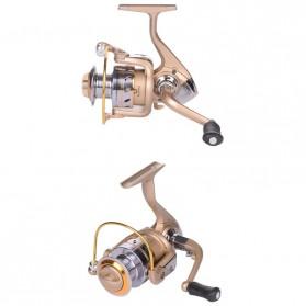 STACO GW3000 Spinning Reel Pancing 5.2:1 - Golden - 2