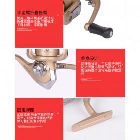 STACO GW3000 Spinning Reel Pancing 5.2:1 - Golden - 6