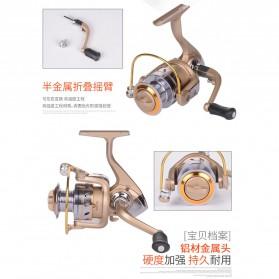 STACO GW3000 Spinning Reel Pancing 5.2:1 - Golden - 7