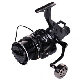 Debao THOR4000 Spinning Reel Pancing 5.2:1 12+1 Ball Bearing - Black