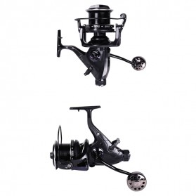 Debao THOR4000 Spinning Reel Pancing 5.2:1 12+1 Ball Bearing - Black - 2