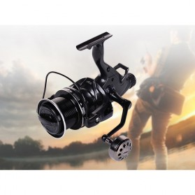 Debao THOR4000 Spinning Reel Pancing 5.2:1 12+1 Ball Bearing - Black - 6