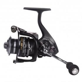 Debaone Fishman LURE 2000 Spinning Reel Pancing 5.2:1 12+1 Ball Bearing - Black - 2