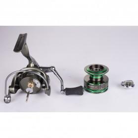 Debaone GA3000 Spinning Reel Pancing 5.2:1 12+1 Ball Bearing - Green - 4