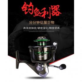 Debaone GA6000 Spinning Reel Pancing 4.9:1 12+1 Ball Bearing - Green - 6