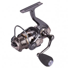 X-MAKO 1000 Spinning Reel Pancing 5.2:1 12+1 Ball Bearing - Gray