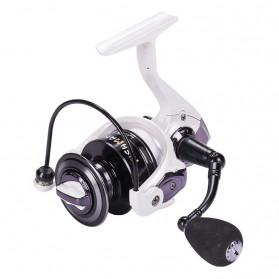 Debao Fishman XTL4000 Spinning Reel Pancing 5.2:1 13+1 Ball Bearing - White - 1