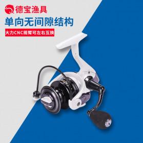 Debao Fishman XTL4000 Spinning Reel Pancing 5.2:1 13+1 Ball Bearing - White - 4
