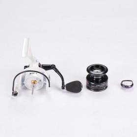 Debao Fishman XTL4000 Spinning Reel Pancing 5.2:1 13+1 Ball Bearing - White - 9