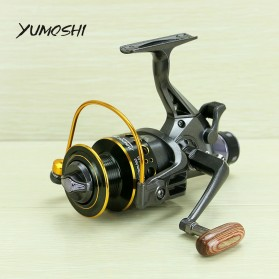 YUMOSHI MG60 Reel Pancing 11 Ball Bearing - Black