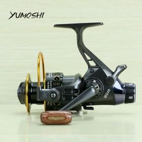 YUMOSHI MG60 Reel Pancing 11 Ball Bearing - Black - 3