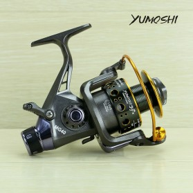 YUMOSHI MG60 Reel Pancing 11 Ball Bearing - Black - 4