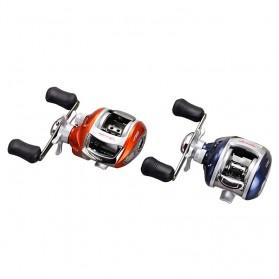 YUMOSHI LV200 Reel Pancing 12+1 Ball Bearing - Tangan Kiri - Orange - 3