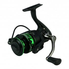 Yumoshi LT4000 Series Reel Pancing Fishing Reel 5.2:1 Gear Ratio - Green - 2