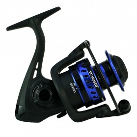 Yumoshi LT4000 Series Reel Pancing Fishing Reel 5.2:1 Gear Ratio - Green - 6