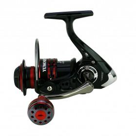 YUMOSHI RS3000 Reel Pancing Spinning 12 Ball Bearing 5.2:1 - Black - 4