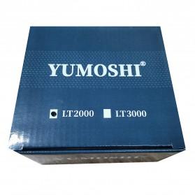 YUMOSHI LT2000 Reel Pancing Spinning 12 Ball Bearing 5.2:1 - Black - 11