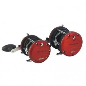 REELSKING JD500A Reel Pancing 12 Ball Bearing - Red - 2