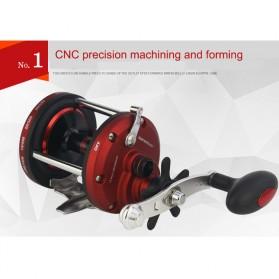 REELSKING JD500A Reel Pancing 12 Ball Bearing - Red - 6