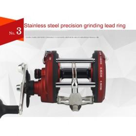 REELSKING JD500A Reel Pancing 12 Ball Bearing - Red - 8