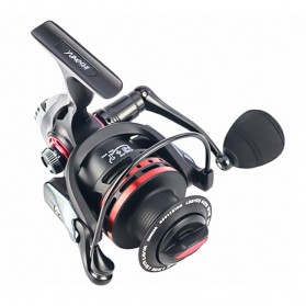 REELSKING XM3000 Reel Pancing 13+1 Ball Bearing - Black - 3