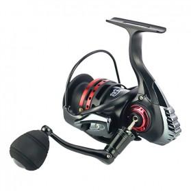 REELSKING XM6000 Reel Pancing 14 Ball Bearing - Black - 2