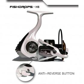 Fishdrops HB3000 Reel Pancing 13 Ball Bearing - White - 8
